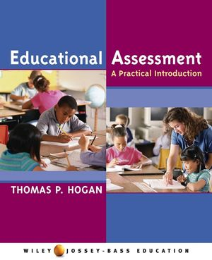 Educational Assessment: A Practical Introduction (EHEP000474) cover image