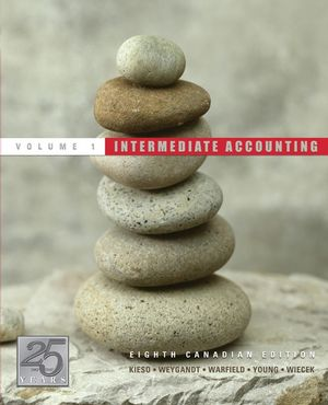Intermediate Accounting, 8th Canadian Edition, Volume 1 (EHEP001074) cover image