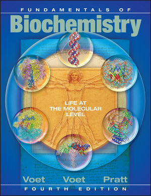 Fundamentals of Biochemistry: Life at the Molecular Level, 4th Edition (EHEP002174) cover image