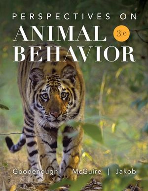 Perspectives on Animal Behavior, 3rd Edition