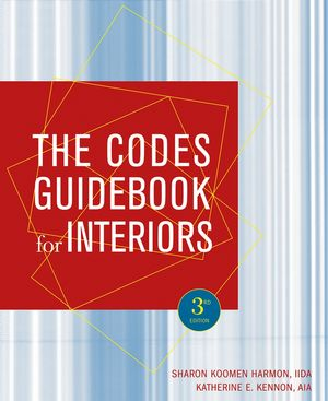 The Codes Guidebook for Interiors, 3rd Edition