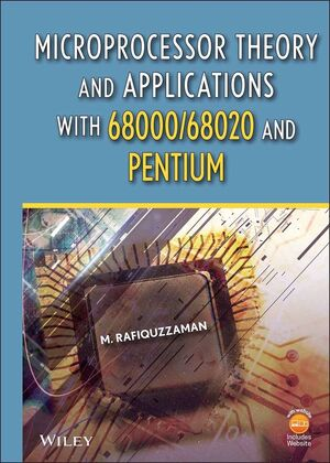 Microprocessor Theory and Applications with 68000/68020 and Pentium (0470391375) cover image