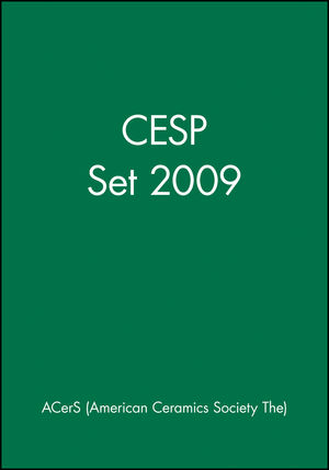 CESP Set 2009 (0470457775) cover image