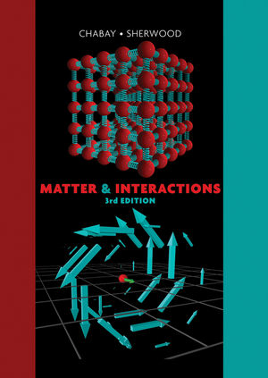 Matter and Interactions, 3rd Edition