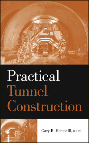 Practical Tunnel Construction (0470641975) cover image