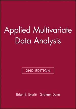 Applied Multivariate Data Analysis, 2nd Edition