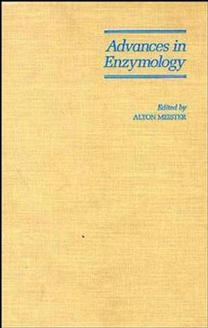 Advances in Enzymology and Related Areas of Molecular Biology, Volume 70