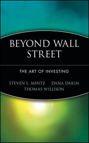 Beyond Wall Street: The Art of Investing (0471247375) cover image