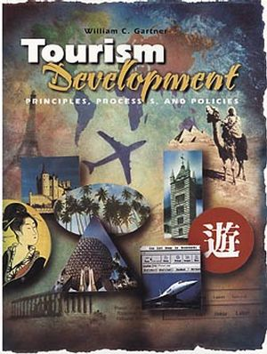 Tourism Development: Principles, Processes, and Policies (0471284475) cover image