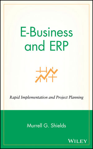 E-Business and ERP: Rapid Implementation and Project Planning  (0471406775) cover image