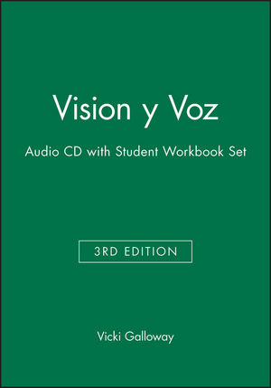 Vision y Voz, 3e Audio CD with Student Workbook Set