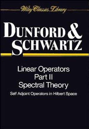 Linear Operators, Part 2: Spectral Theory, Self Adjoint Operators in Hilbert Space