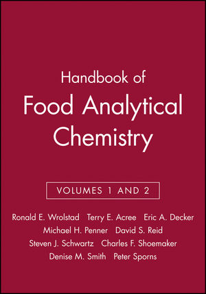 Handbook of Food Analytical Chemistry, Volumes 1 and 2 (0471721875) cover image