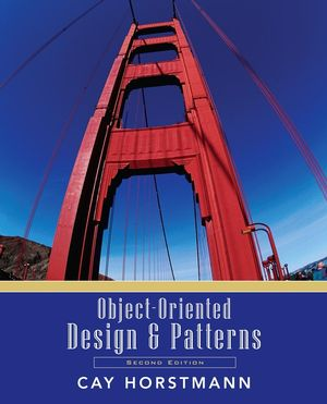 Object-Oriented Design and Patterns, 2nd Edition (0471744875) cover image
