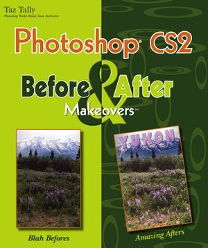Photoshop CS2 Before and After Makeovers (0471793175) cover image