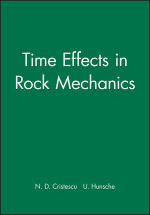 Time Effects in Rock Mechanics