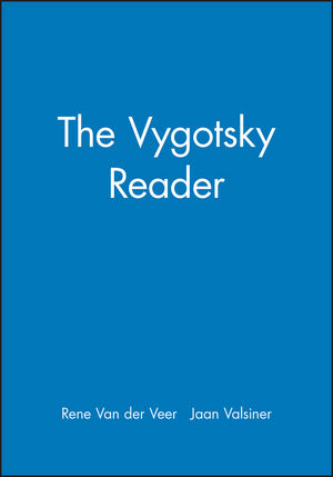 The Vygotsky Reader (0631188975) cover image