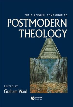 The Blackwell Companion to Postmodern Theology (0631212175) cover image