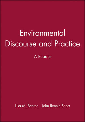 Environmental Discourse and Practice: A Reader (0631216375) cover image