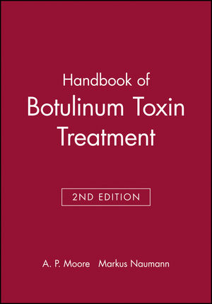 Handbook of Botulinum Toxin Treatment, 2nd Edition (0632059575) cover image