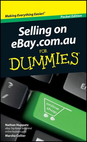 Selling On eBay.com.au For Dummies, Australia Pocket Edition