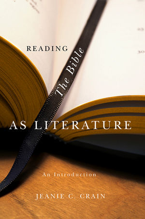 Reading the Bible as Literature (0745635075) cover image