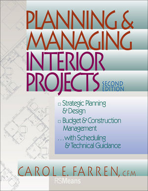 Planning and Managing Interior Projects, 2nd Edition (0876295375) cover image