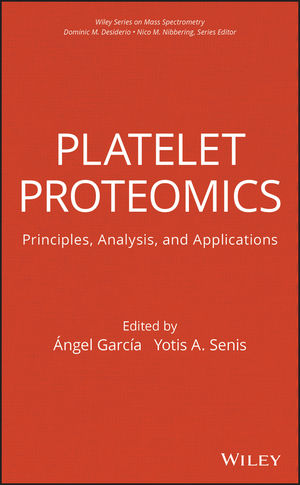 Platelet Proteomics: Principles, Analysis, and Applications (1118002075) cover image