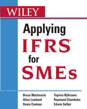 Applying IFRS for SMEs (1118003675) cover image