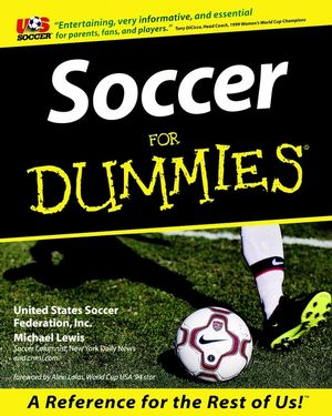 Soccer For Dummies<sup>&#174;</sup>