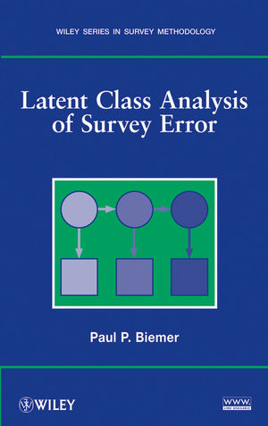 Latent Class Analysis of Survey Error (1118099575) cover image