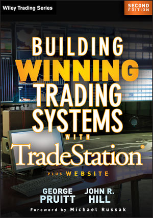 Building Winning Trading Systems with Tradestation, + Website, 2nd Edition (1118168275) cover image