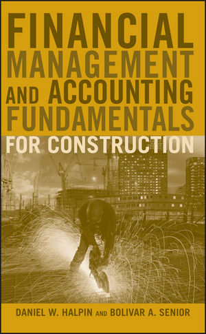 Financial Management and Accounting Fundamentals for Construction (1118174275) cover image