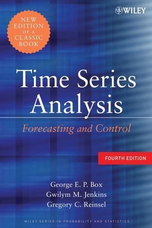 Time Series Analysis: Forecasting and Control, 4th Edition (1118210875) cover image