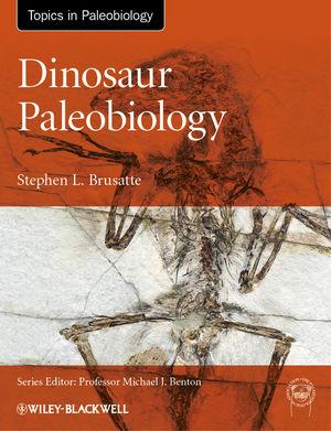 Dinosaur Paleobiology (1118273575) cover image