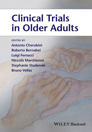 Clinical Trials in Older Adults (1118323475) cover image
