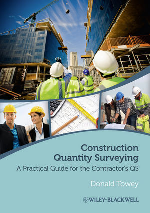 Construction Quantity Surveying: A Practical Guide for the Contractor's QS (1118329775) cover image