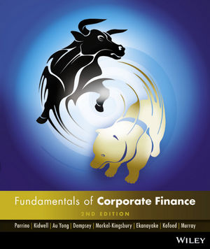 Fundamentals of Corporate Finance, 2nd Edition