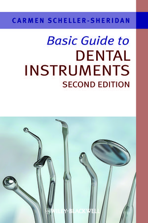 Basic Guide to Dental Instruments, 2nd Edition (1118713575) cover image