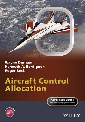 Aircraft Control Allocation (1118827775) cover image