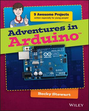 Adventures in Arduino (1118948475) cover image