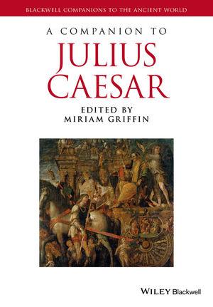 A Companion to Julius Caesar (1119025575) cover image