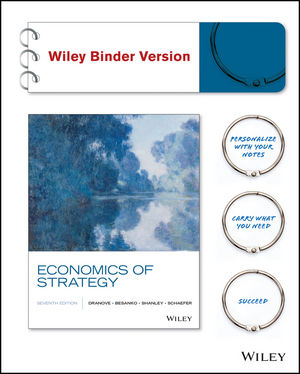 Economics of Strategy, 7th Edition