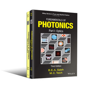 Fundamentals of Photonics, 2 Volume Set, 3rd Edition