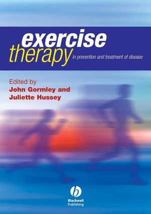 Exercise Therapy: Prevention and Treatment of Disease (1405105275) cover image
