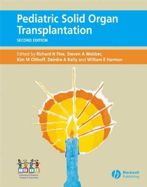 Pediatric Solid Organ Transplantation, 2nd Edition (1405124075) cover image