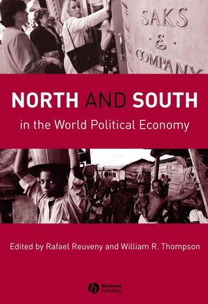 North and South in the World Political Economy (1405162775) cover image