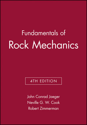 Fundamentals of Rock Mechanics, Instructor's Manual and CD-ROM, 4th Edition