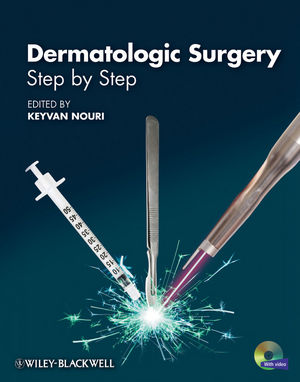 Dermatologic Surgery: Step by Step (1444330675) cover image
