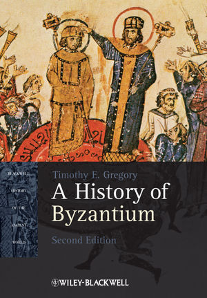 A History of Byzantium, 2nd Edition (1444359975) cover image